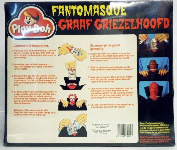 Play-Doh\'s Count Creepyhead & Friends