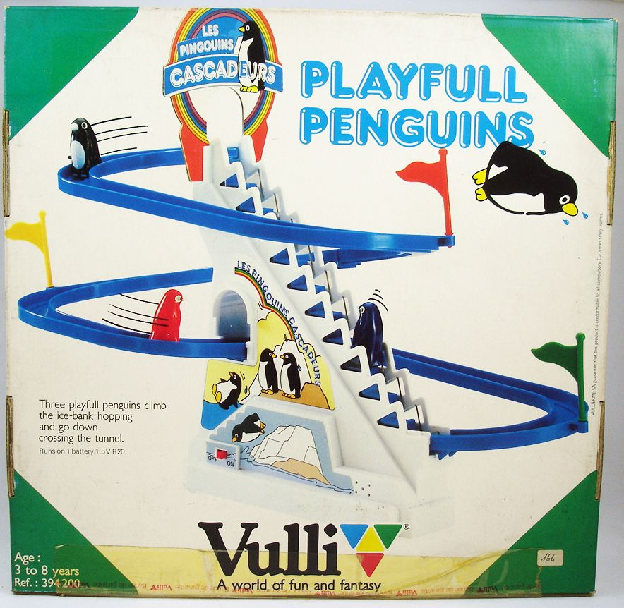 les_pingouins_cascadeurs___jouet_mecanique___vulli__1_