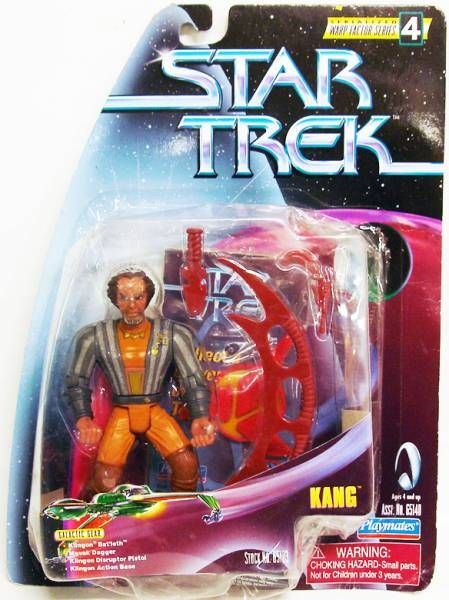 Playmates - Star Trek Deep Space Nine -  Kang