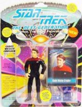 Playmates - Star Trek The Next Generation - Cadet Wesley Crusher