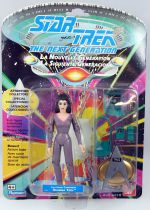 Playmates - Star Trek The Next Generation - Lieutenant Commander Deanna Troi
