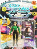 Playmates - Star Trek The Next Generation - Lt. Commander Deanna Troi (6th season uniform)