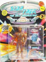 Playmates - Star Trek The Next Generation - Lt. Commander LaForge as a Tarchannen III Alien