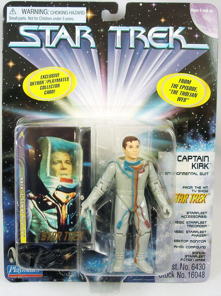 Playmates Star Trek Voyager Tom Paris Mutated 1997 Action Figure Brand New