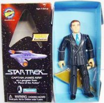 Playmates - Star Trek The Original Series - James T. Kirk as gangster \'\'A piece of the action\'\' (Toyfare exclusive)