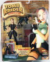 Playmates - Tomb Raider - Londres :  Lara Croft contre le Doberman Féroce