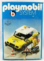 Playmobil - ADAC Straßenwacht (Mechanical Assistance) 1976 Ref.3219