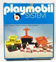 Playmobil - Matériel de Chantier (1976) Ref.3202