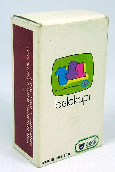 Plume d\'élan - Poupée boite d\'allumette TF1 Belokapi (1)