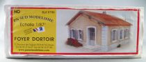 PN Sud Modelisme 8790 Ho Sncf Home Dormitory Resin Model Kit with box