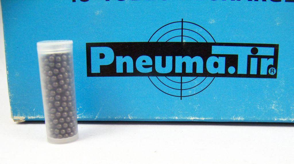 Pneuma.Tir - Syljeux France - Tube-Recharges