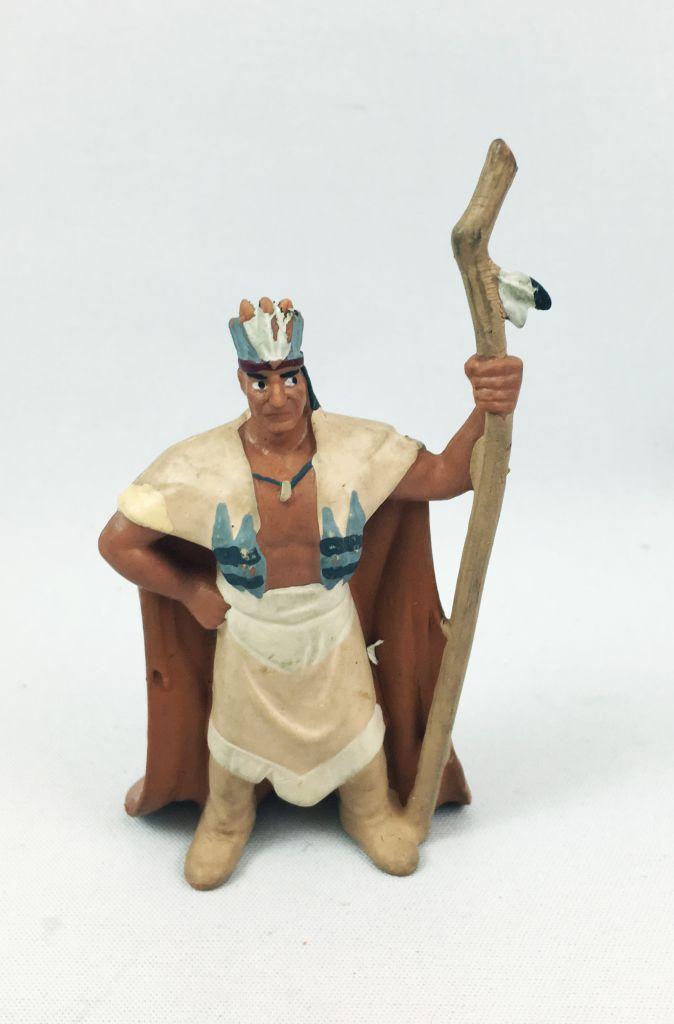 Pocahontas - Bullyland PVC figure - Chief Powhatan