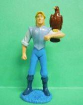 Pocahontas - Figurine PVC Panini - John Smith
