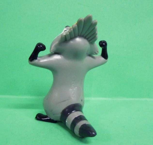 Pocahontas - Figurine PVC Panini - Meeko