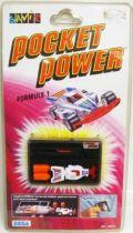 Pocket Power - Formula 1 Race Car - Sega Savie