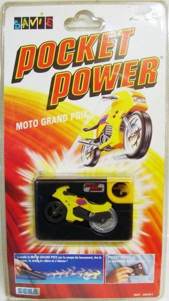 Pocket Power - Moto Grand Prix - Sega Savie