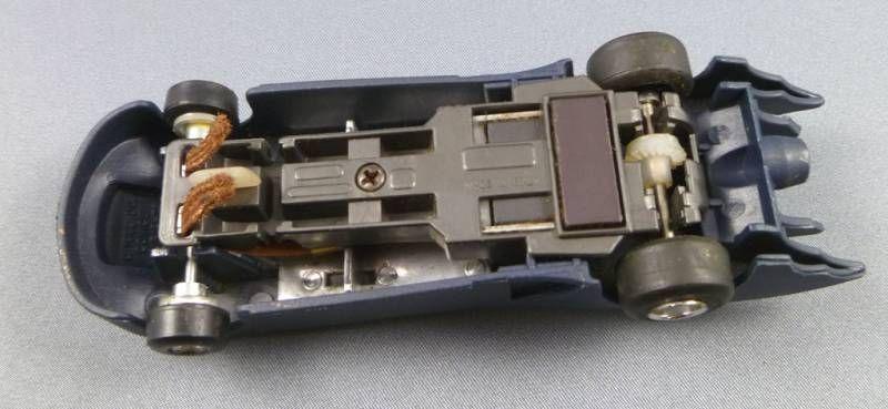 Polistil - Batman Série animée - Batmobile Circuit Routier Slot Car