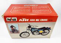 Polistil - KTM 400 MC Cross (Echelle 1:15)