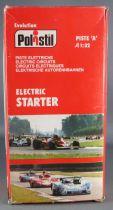 Polistil A 203 - Electric Starter 1:32 Mint in box