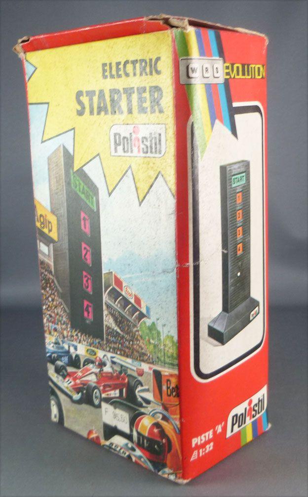Polistil A 203 - Tour de Départ Electric Starter 1/32 Neuve Boite