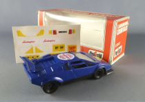 Polistil E2007 Lamborghini Countach Mint in box Decals for You Series