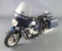 Polistil Moto Guzzi V7 700cc Police Carabinieri  1:15