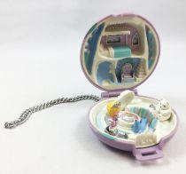 Polly Pocket - Bluebird Toys 1992 - Princess Polly\'s Ice Kingdom (loose)