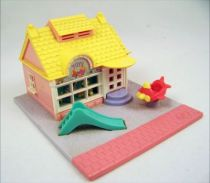Polly Pocket - Bluebird Toys 1993 - Polly Pocket Toy Shop (occasion) 01