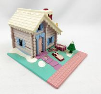 Polly Pocket - Bluebird Toys 1993 - Sky Lodge (occasion)