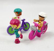 Polly Pocket - Bluebird Toys 1994 - Polly on the Go set (loose)