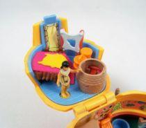 Polly Pocket - Bluebird Toys 1995 - Disney\'s Pocahontas Powhatan Home (occasion) 04