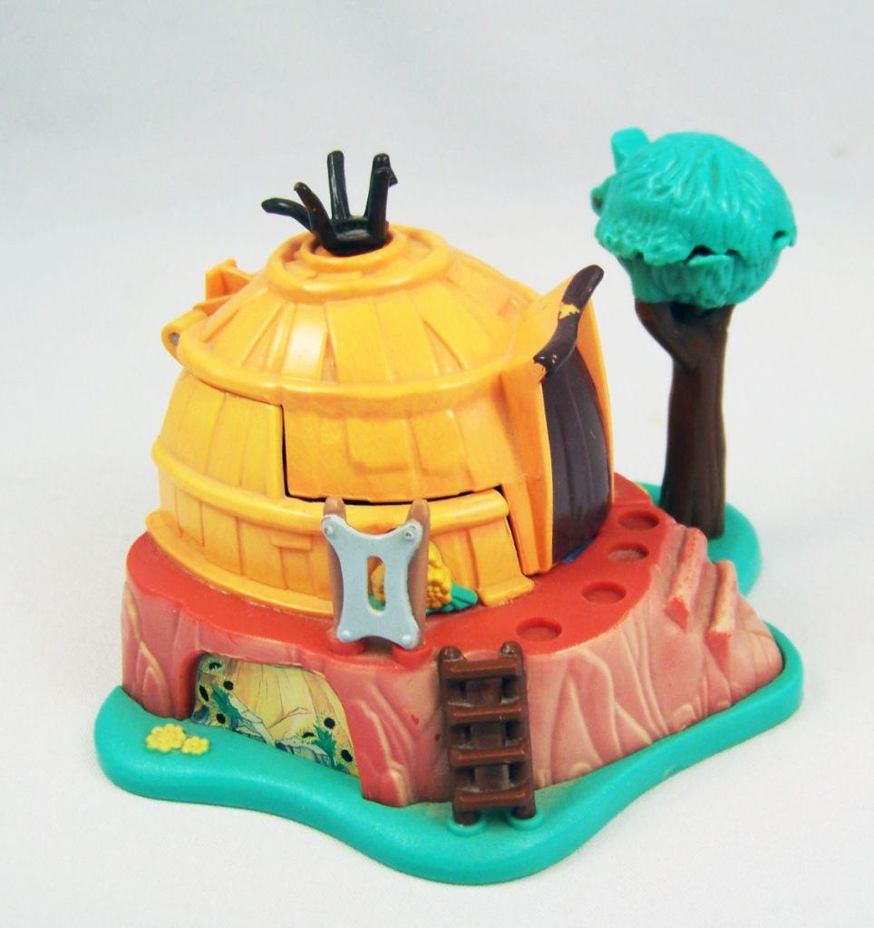 Polly Pocket - Bluebird Toys 1995 - Disney\'s Pocahontas Powhatan Home (occasion) 05