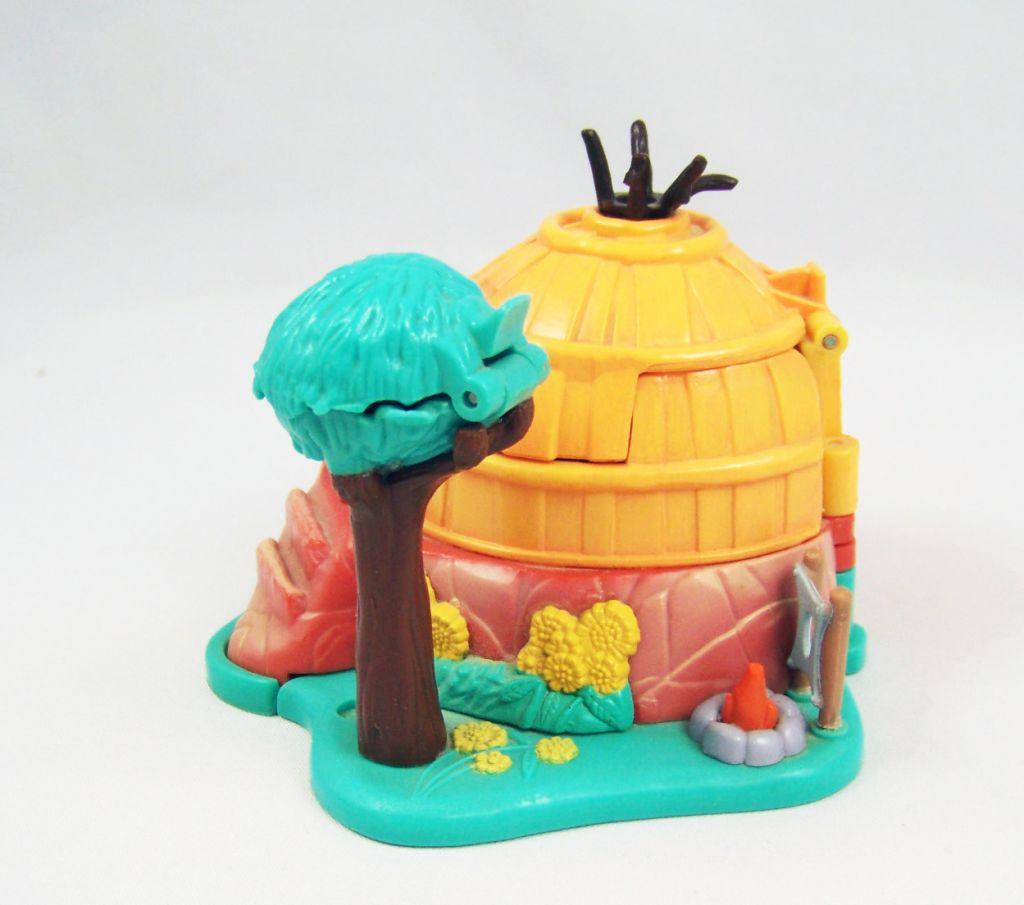 Polly Pocket - Bluebird Toys 1995 - Disney\'s Pocahontas Powhatan Home (occasion) 06