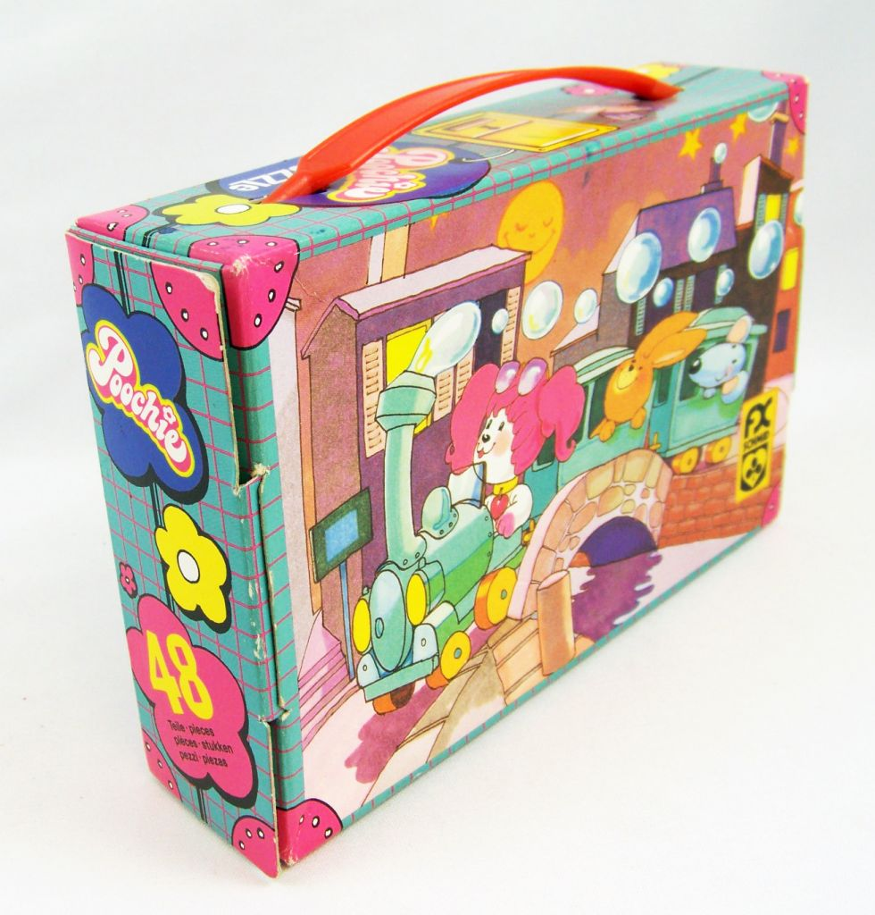 Poochie - Puzzle 48p FX Schmid 03
