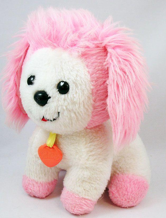 "Poochie - 8\"" plush doll - Sitting Poochie (loose) - Mattel"