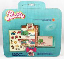 Poochie - Mattel - Note Writer set