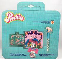 Poochie - Mattel - Set d\'accessoires Porte-monnaie et carnet