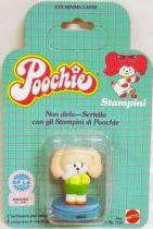 Poochie - Mattel - Tampon-encreur Oplà