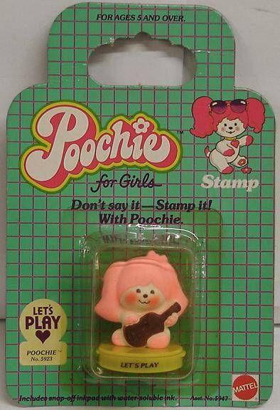 Poochie Stamper \'\'Let\'s play\'\'
