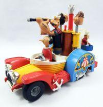 Popeye - Corgi Comics - Paddle Wagon - Véhicule Diecast metal avec figurines (loose)