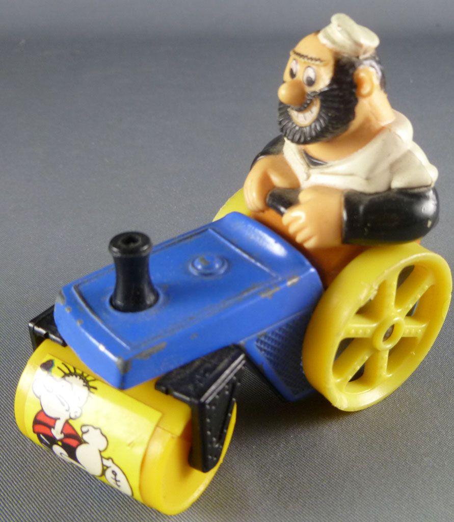 Popeye - Figurine & Véhicule Diecast Matchbox - Brutus