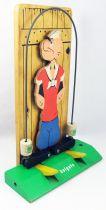 Popeye - Jouet en bois testeur de force - Holgate