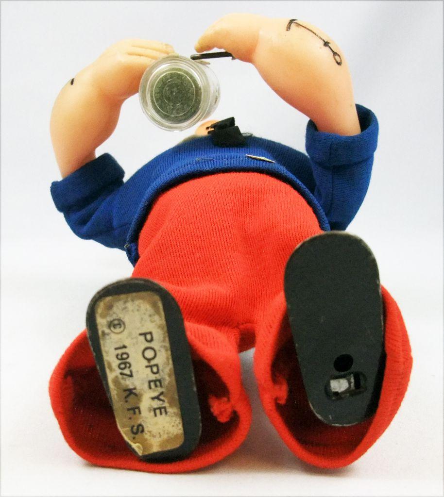 Popeye - Jouet Mécanique - Karl Germany