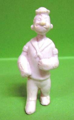 Popeye - MIR Premium Monochrom Figure - Popeye (walking)
