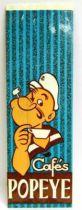 Popeye - Paper bag for Popeye\'s Coffee - Blue Bag