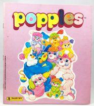 Popples - Album Panini (occasion)