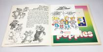 Popples - Panini Stickers Collector Book