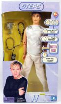 "Popstars - 12\"" Collectible singing doll - Ian \""H\"" Watkins"