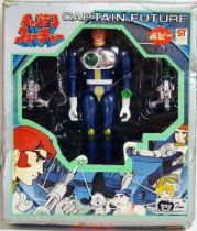 Popy Captain Future action-figure
