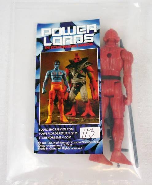Power Lords - Four Horsemen - Ophidian Squad Elite